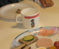 Sund kost er en vigtig del af dit barns liv